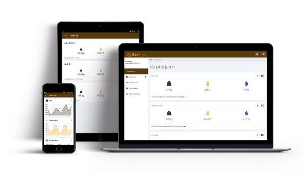 Innovatív méhészeti platform