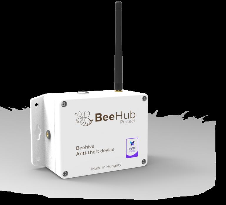 BeeHub Protect kaptárvédelem